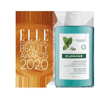 Shampooing detox à la menthe aquatique, 200 ml