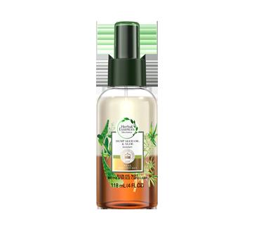 Bio Renew bruine huile capillaire hydratante légère, 118 ml