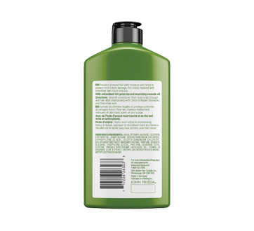 Image 2 du produit John Frieda - Revitalisant Detox & Repair, 250 ml