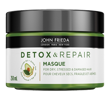 Masque Detox & Repair, 250 ml