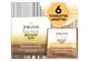 Vignette 2 du produit Jergens - Éclat naturel, Instant Sun lingettes, 6 unités, moyen