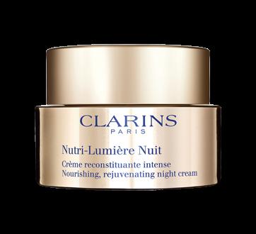 Nutri-Lumière Nuit crème reconstituante intense, 50 ml
