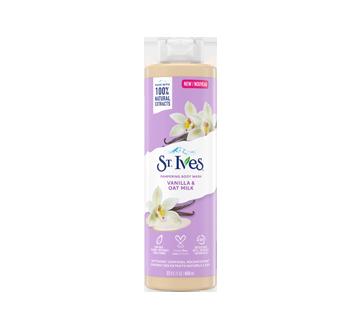 Nettoyant corporel vanille et lait d'avoine, 650 ml