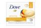 Vignette du produit Dove - Pain de beauté beurre de mangue & d'amande, 3 unités