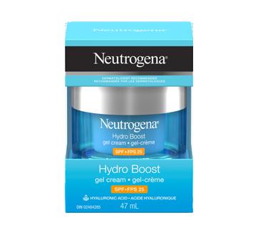 Hydro Boost gel-crème FPS 25, 47 ml