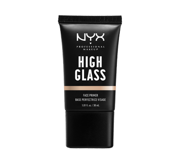 Image du produit NYX Professional Makeup - Base de teint High Glass, 1 unité, Moonbeam
