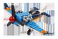 Vignette du produit Lego - L'avion à hélice, 1 unité