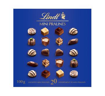 Image 2 du produit Lindt - Mini pralinés assortiement de mini-pralinés, 100 g