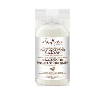 Shampooing hydratant quotidien huile de noix de coco vierge à 100%, 384 ml