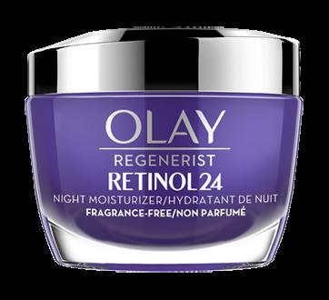Regenerist Rétinol24 hydratant de nuit pour le visage, 50 ml