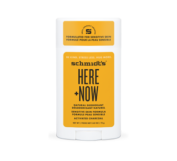 Here + Now désodorisant, 75 g
