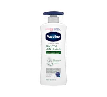 Skin Care Sensitive Rescue lotion, 400 ml
