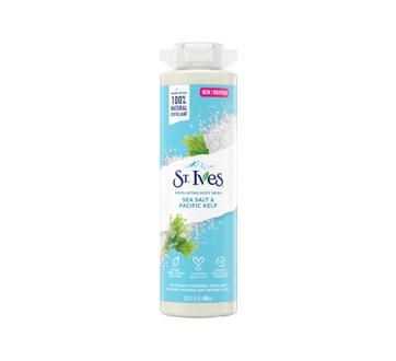 Nettoyant corporel, 650 ml, sel de mer varech du Pacifique