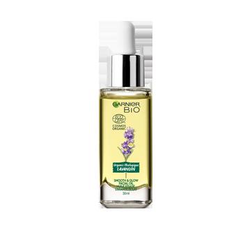 Image 2 du produit Garnier - Garnier Bio huile visage lissante au lavandin biologique, 30 ml
