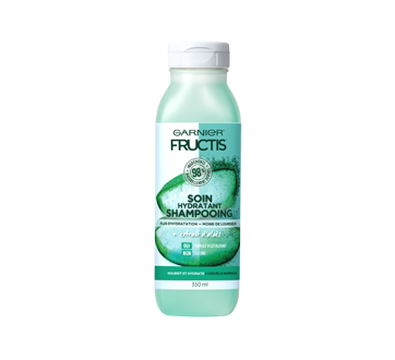 Fructis shampooing Hair Treats hydratant à l'aloès, 350 ml