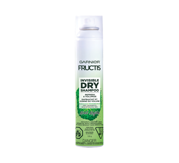 Fructis shampooing sec invisible, 200 ml, Mint-Mojito