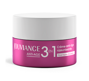 Crème anti-âge rajeunissante 3 en 1, 50 ml