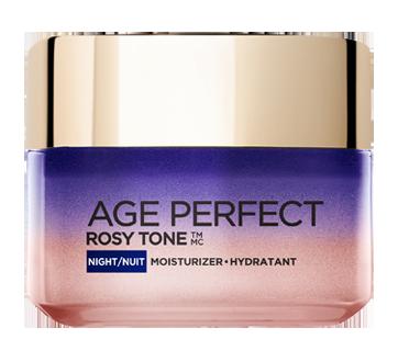 Age Perfect Rosy Tone crème de nuit avec pivoine impériale FPS 30, 50 ml