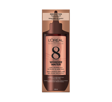 8-secondes Wonder Water rince-cheveux lamellaire, 200 ml