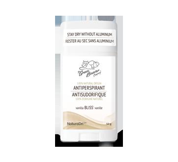 Antisudorifique Bliss vanille, 50 g