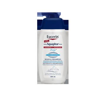Aquaphor nettoyant & shampooing, 500 ml