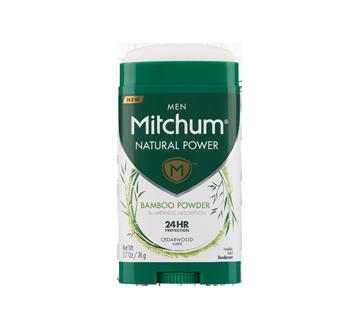 Image 2 du produit Mitchum - Déodorant Natural Power pour hommes, 70 g