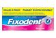 Vignette du produit Fixodent  - Fixodent crème adhésive pour prothèses, 2 x 68 g