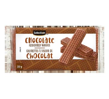 Gaufrettes à saveur de chocolat, 227 g