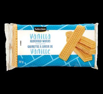 Gaufrettes à saveur de vanille, 227 g