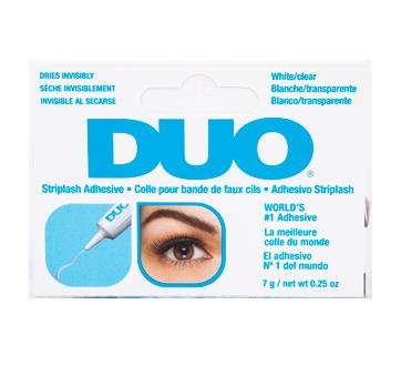 Image 2 du produit Ardell - Duo colle pour bande de faux cils, 1 unité, blanche/transparente