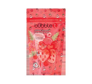 Perles d'huile de bain, 20 x 4 g, au thé de baies d'acaï et fleurs d'hibiscus