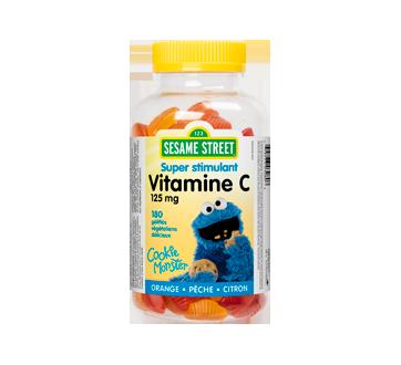 Image du produit Webber Naturals - Webber Naturals Vitamine C gélifiés, 180 unités