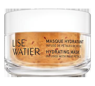 Masque Hydratant infusé de pétales de rose, 50 ml