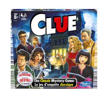 Clue jeu, 1 unité