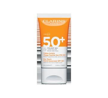 Crème solaire visage FPS 50, 50 ml