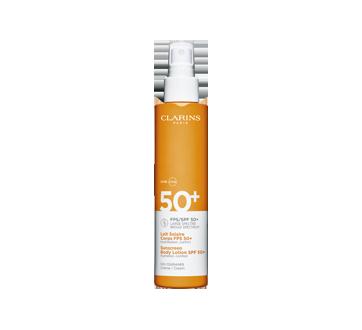 Lait-en-spray solaire pour le corps FPS 50, 150 ml