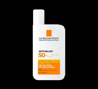 Anthelios Ultra-Fluide Lotion Solaire Visage FPS 50, 50 ml