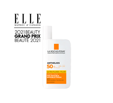 Anthelios Ultra-Fluide Lotion Solaire Visage FPS 50, 50 ml