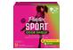 Vignette du produit Playtex - Multi-emballage de tampons non parfumés Sport Odor Shield, 32 unités, régulier/super