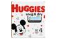 Vignette du produit Huggies - Couches Snug & Dry, 92 unités, taille 4