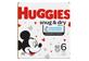 Vignette du produit Huggies - Couches Snug & Dry, 62 unités, taille 6