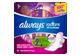 Vignette du produit Always - Serviettes Radiant, parfumées, taille2, 13 unités, très abondant