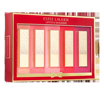 Image 2 du produit Estée Lauder - Lipstick Wonders coffret de rouges à lèvres, 5 unités