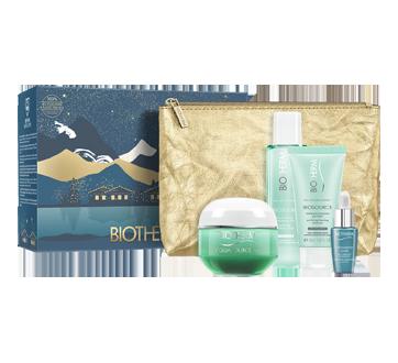 Aquasource gel pour peau normale à mixte coffret, 4 unités