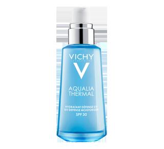 Aqualia Thermal UV hydratant visage avec FPS 30 avec acide hyaluronique, 50 ml