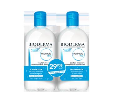 Hydrabio H2O duo, 2 unités