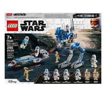 Les Clone troopers de la 501ème légion, 1 unité
