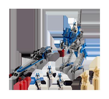 Image 2 du produit Lego - Les Clone troopers de la 501ème légion, 1 unité