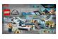 Vignette 1 du produit Lego - Le labo de Dr Wu : l'évasion des bébés dinosaures, 1 unité