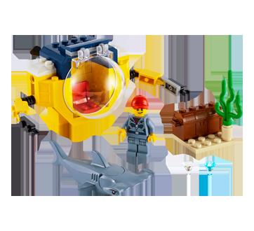 Image 2 du produit Lego - Le mini sous-marin océanique, 1 unité